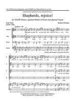 Shepherds, rejoice! Sheet Music