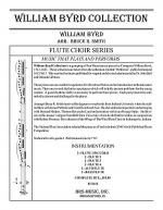 William Byrd Collection Sheet Music