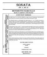 Sonata Op. 1, No. 6 Sheet Music