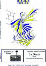 La Dansa Sheet Music