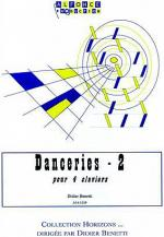 Danceries 2 Sheet Music