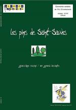 Les Pins de St-Sauves (de 19 a 25) Sheet Music