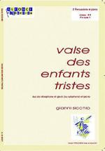 Valse des enfants tristes (piano) Sheet Music