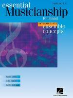 Ensemble Concepts for Band - Intermediate Level Sheet Music