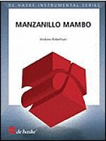 Manzanillo Mambo  Clarinets Quartet (intermed) Sheet Music