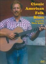 Classic American Folk Blues DVD Sheet Music