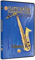 Saxofon Vol. 2, Spanish Only DVD Sheet Music