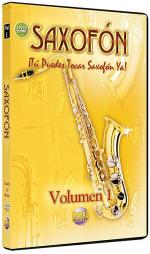Saxofon Vol. 1, Spanish Only DVD Sheet Music