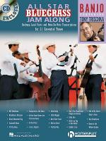 All Star Bluegrass Jam Along for Banjo Sheet Music