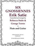 Six Gnossienes Sheet Music