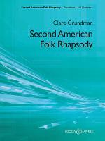 Second American Folk Rhapsody Sheet Music