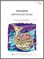 American Sea Voyage Sheet Music