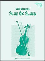 Blue Ox Blues Sheet Music