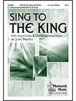 Sing to the King Sheet Music