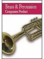 Glad Easter Praises - Brass and Percussion Score/Parts Sheet Music
