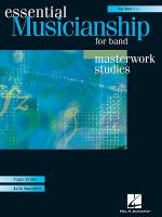 Essential Musicianship for Band - Masterwork Studies Sheet Music