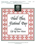 Hail Thee, Festival Day Sheet Music