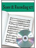 Praise the God of Resurrection - Perf CD/SATB Score Kit Sheet Music