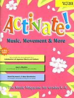Activate! Apr/May 08 Sheet Music