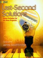 Last-Second Solutions Sheet Music