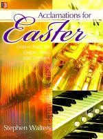 Acclamations for Easter Sheet Music