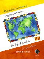 Musique facile pour 4 guitares - Catalogne (El Noy de la Mare) Sheet Music