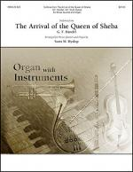 Sinfonia from Arrival of the Queen of Sheba Sheet Music