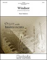 Hymns for Harp and Organ: Windsor Sheet Music