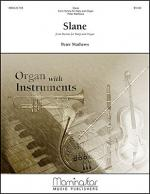 Hymns for Harp and Organ: Slane Sheet Music