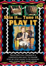Skin It, Tune It, Play It DVD Sheet Music