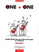One + One Vol. 1 Pupil's Part Duos for Pupil & Teacher Sheet Music