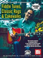 Fiddle Tunes, Classic Rags & Cakewalks Book/3-CD Set Sheet Music