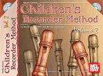 Children's Recorder Method, Volume 2 Book/CD Set Sheet Music
