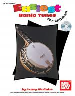 Easiest Banjo Tunes for Children Book/CD Set Sheet Music
