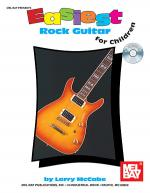 Easiest Rock Guitar for Children Book/CD Set Sheet Music