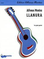 Llanura - Alfonso Montes Sheet Music