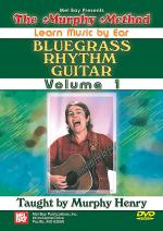 Bluegrass Rhythm Guitar Vol. 1 DVD Sheet Music