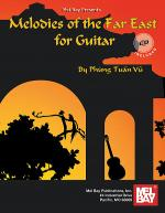 Melodies of the Far East for Guitar Book/CD Set Sheet Music