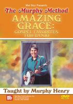 Amazing Grace: Gospel Favorites for Banjo DVD Sheet Music