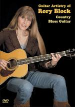 Guitar Artistry of Rory Block DVD Sheet Music