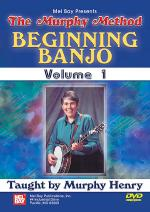 Beginning Banjo Volume 1 DVD Sheet Music