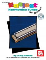 Easiest Harmonica Tunes for Children Book/CD Set Sheet Music