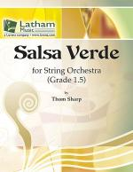Salsa Verde for String Orchestra Sheet Music