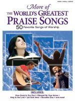 More of the World's Greatest Praise Songs Sheet Music