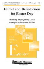Introit and Benediction for Easter Day Sheet Music