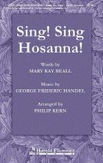 Sing! Sing Hosanna! Sheet Music