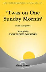'Twas on One Sunday Mornin' Sheet Music