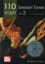 110 Irish Session Tunes, Vol. 3 Book/CD Set Sheet Music