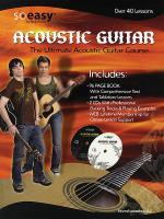 Rock House Ultimate Acoustic Guitar Course Sheet Music