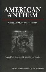 American Anthem - SATB, a cappella Sheet Music